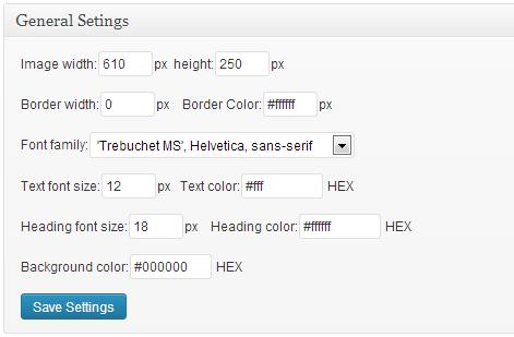 wordpress content slide option 1