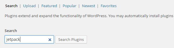 search plugin trong wordpress