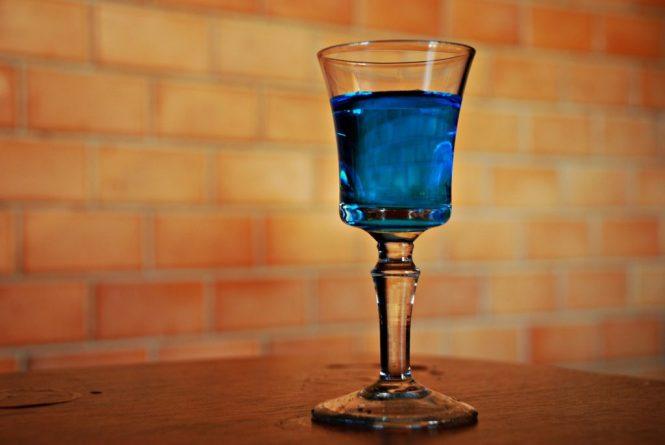 drink curato blue
