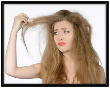 como quitar el frizz del cabello rapido
