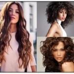 Peinado Para Diferentes Tipos De Pelo Rizado- [Tips Mantenimiento]