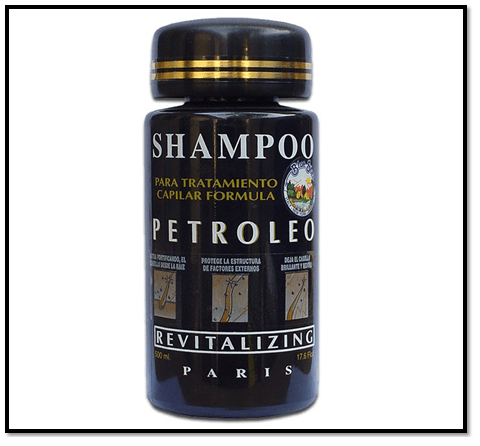 Shampoo De Petróleo