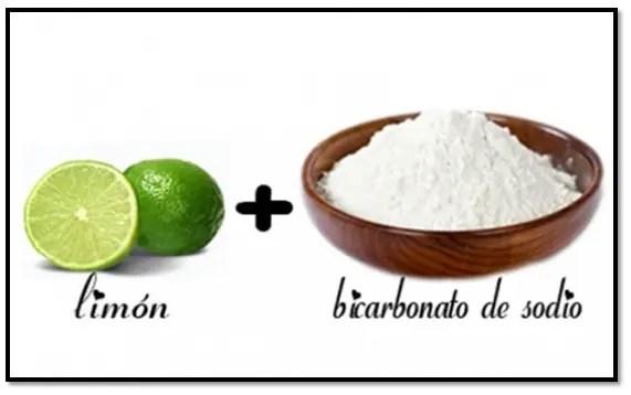Bicarbonato Y Limón Para Aclarar El Cabello