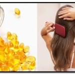 ¿Propiedades Y Beneficios De La Vitamina E Para El Pelo?