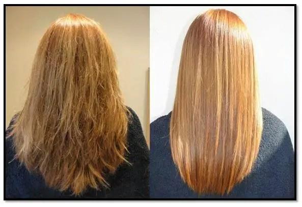 Acido hialuronico para el cabello