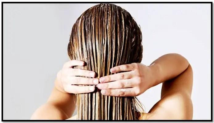 como alisar el cabello con maizena y agua