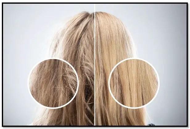 como mejorar la textura del cabello