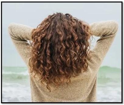 como secar el pelo rizado