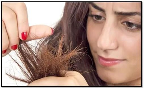 porque se abren las puntas del cabello