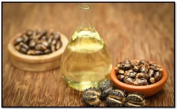 como usar el aceite de ricino en el pelo
