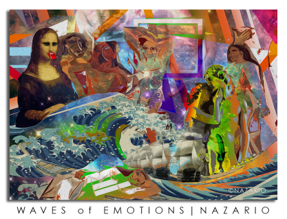 WAVES OF EMOTIONS | NAZARIO