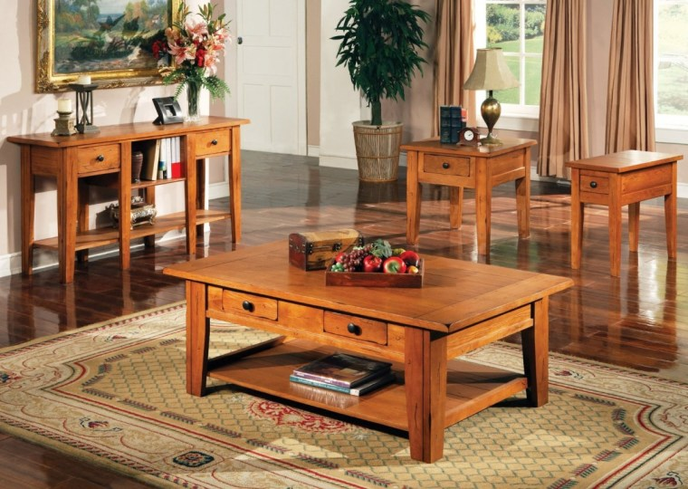3 piece coffee table sets under $200 with storage