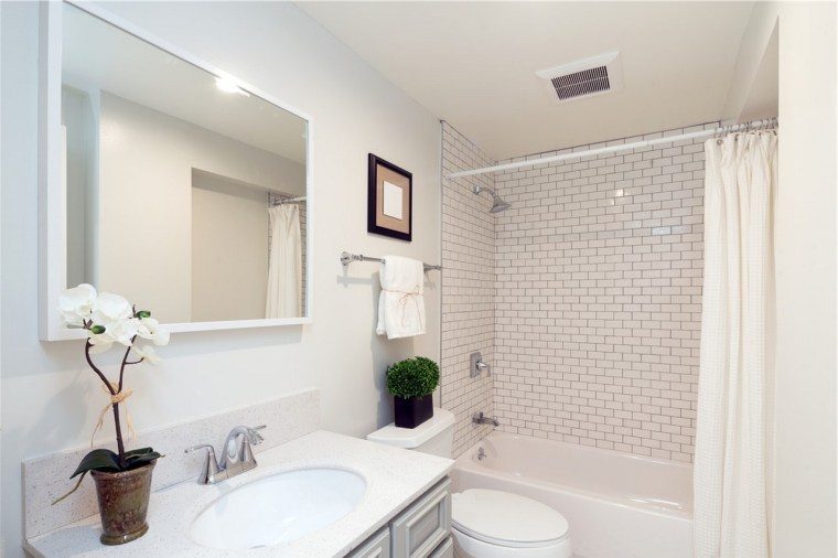 15 Tips to Remodel Small Bathroom with Feng Shui Rules | Raysa House