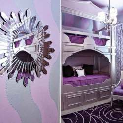 The Lavender Purple Shabby Chic Bedding Decor Ideas   Raysa House