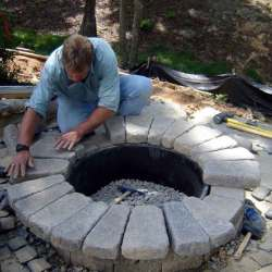 All You Need To Know About Round Natural Gas Fire Pit | Raysa House
