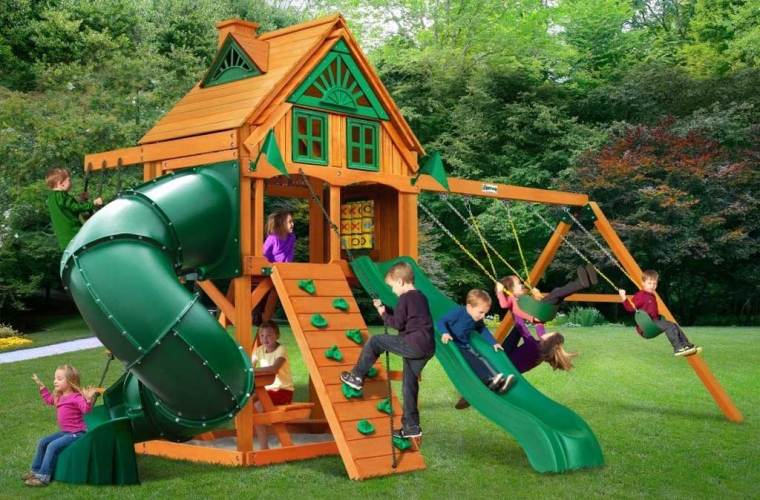 Playground Equipment Vocabulary You Should Familiar With