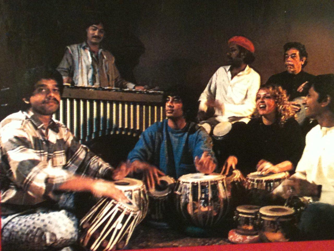 Zakir Hussain and the Rhythm Experience, Marin County