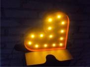 luminária-coracao