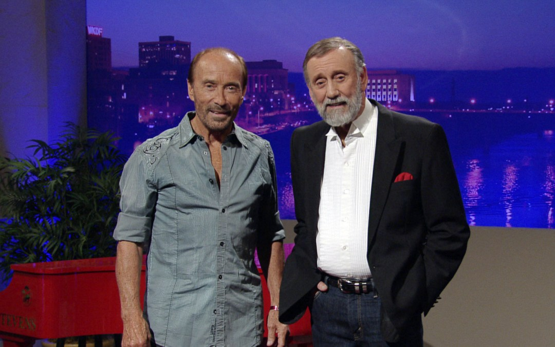 "Tune In Alert: Lee Greenwood To Star on National TV Series ""Ray Stevens' Nashville"" on Jan 23"