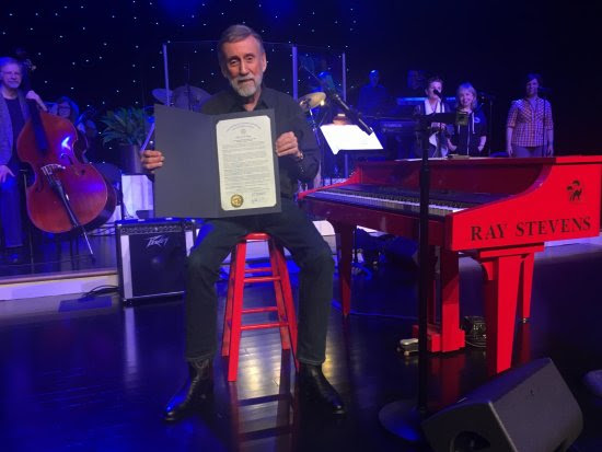 Nashville Mayor Megan Barry Proclaims 1/10 Ray Stevens Day