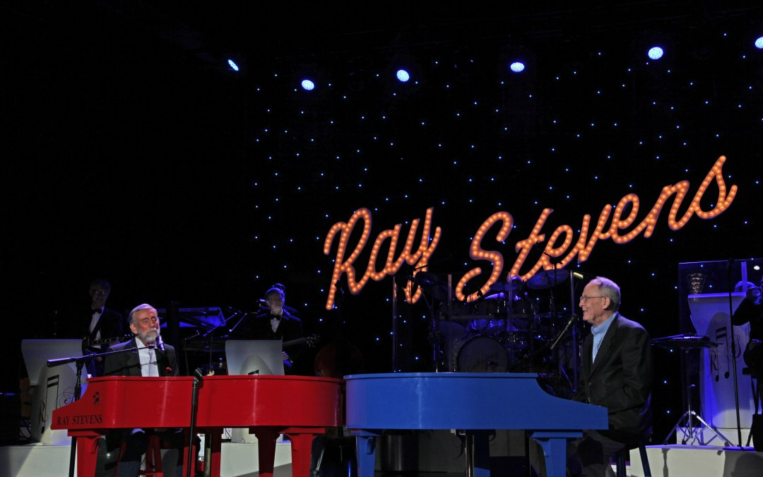 Senator Lamar Alexander Performs With Ray Stevens at The Ray Stevens CabaRay