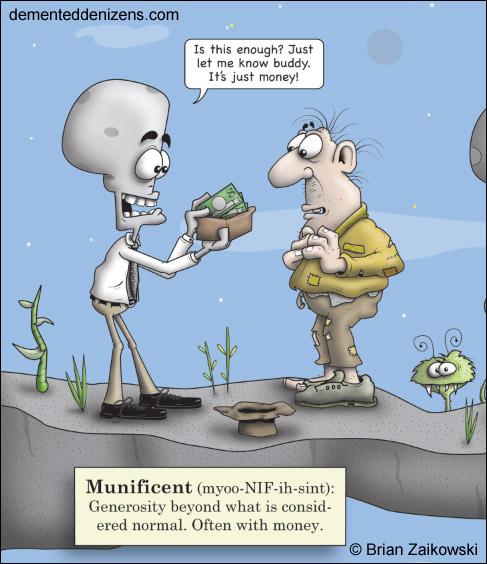 munificent