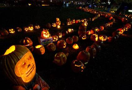 pumpkins-parade