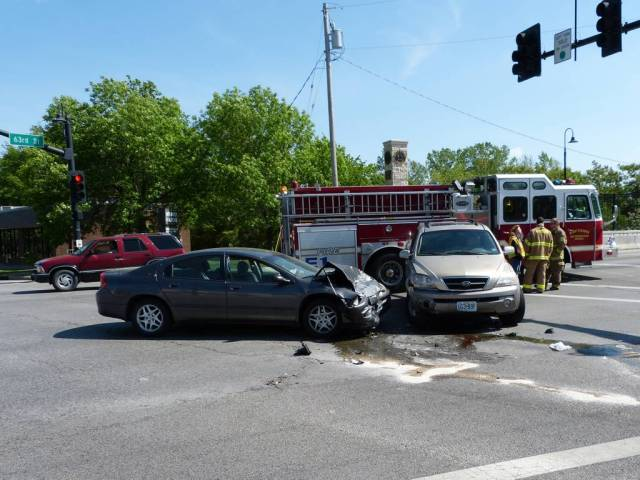 raytown and 63rd accident 1