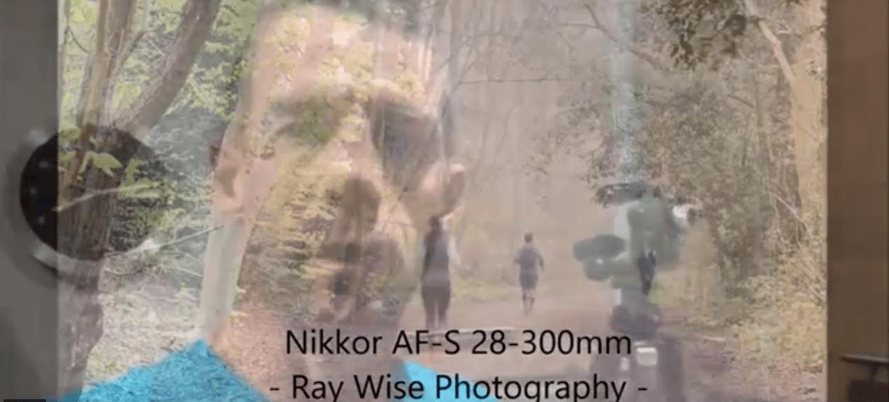 Nikon 28-300mm Lens