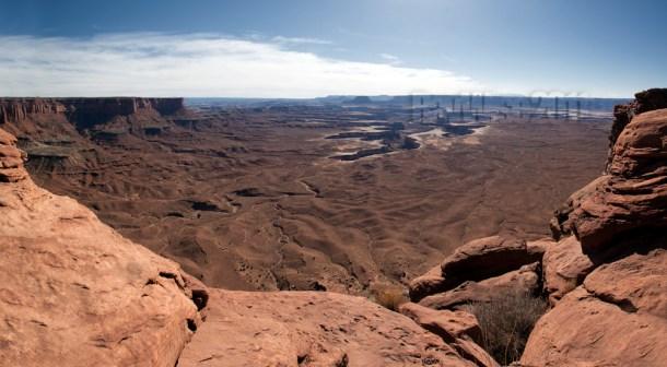 Canyonlands - Green River Canyon