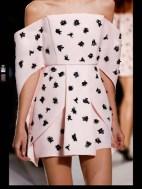 Balenciaga elegance tailored tweed emroiderry sequence print hip funky pop Spring Summer 2014 fashionweek paris london milan newyork nyc-20