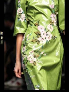 Dolce & Gabbana collection theme roman romanian empire Fashion Week Spring Summer 2014 paris milan london nyc newyork -108
