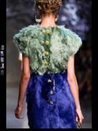 Dolce & Gabbana collection theme roman romanian empire Fashion Week Spring Summer 2014 paris milan london nyc newyork -111