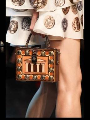 Dolce & Gabbana collection theme roman romanian empire Fashion Week Spring Summer 2014 paris milan london nyc newyork -94
