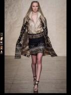 Donna Karen exotic tribal hippie casual fashion week spring summer 2014 milan paris london nyc newyork trend-11
