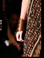 Donna Karen exotic tribal hippie casual fashion week spring summer 2014 milan paris london nyc newyork trend-23
