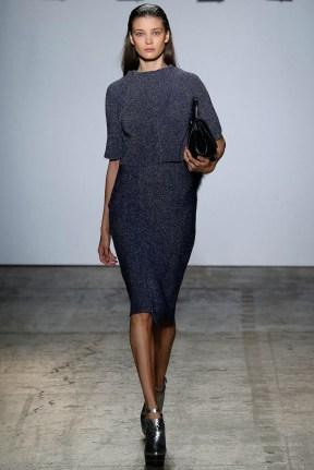 Classic chic New York Fashion Week NYFW MBFW Spring Summer 2015
