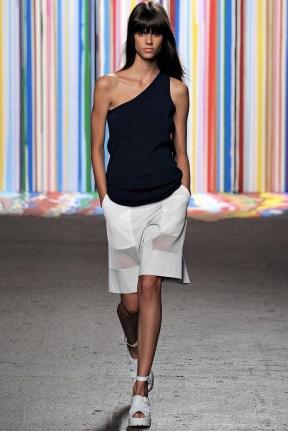 White shorts Spring Summer 2015