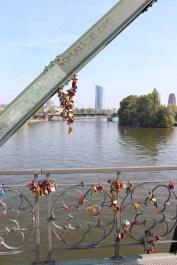 Frankfurt Love Bridge