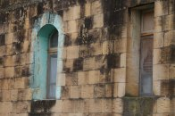 Al Salt, AsSalt, Al-Salt, AlSalt, Jordan, Old windows, blue window