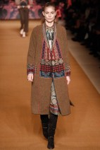 Uban knee length native coat Favorite coats for this fall winter 2014 2015 ready to wear collections