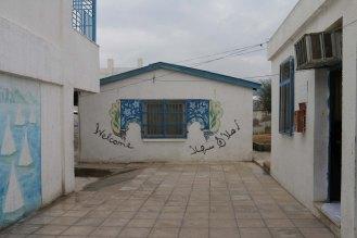 United nations school for the Jerash Refugee camp
