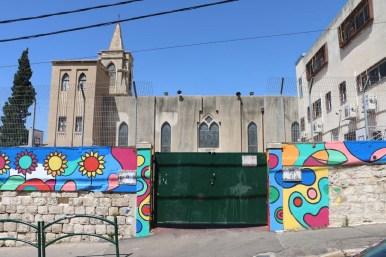 بيوت حيفا - the architecture and housing in Haifa