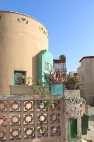 Inspired by Gaudi Palestinian Artist and architect Ahmad kanaan