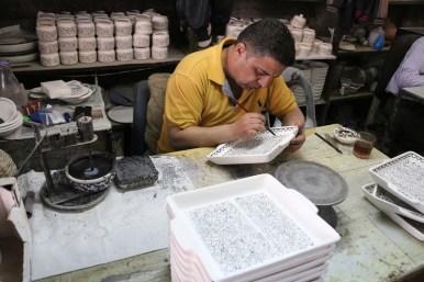 فخار خليلي، Ceramic made in Hebron