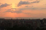 Sunset in tripoli Lebanon
