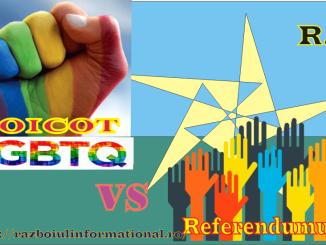 R5 - Referendumul este inutil, o pierdere de timp, nu schimbă nimic