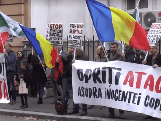 ScreenShot 20181102075515 - Protest împotriva ideologiei de gen