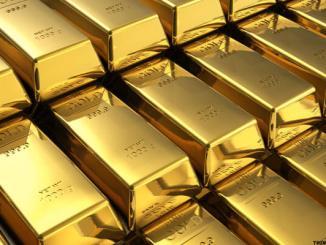 gold bars 5d large - Rezerva de aur a României din Anglia o garanție politica ?