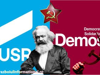 USR - USR și Demos cine este mai Marxist ?